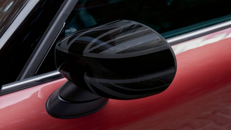 MINI Clubman – carcasa del retrovisor – diseño Night Jack