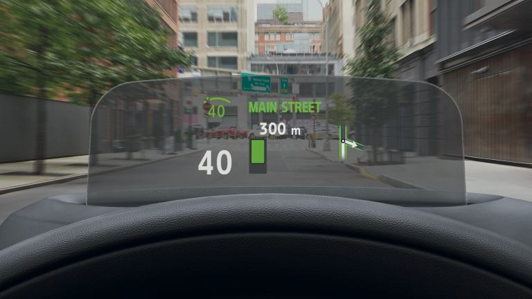 MINI HEAD-UP DISPLAY