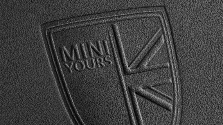 PERSONALIZACIÓN MINI YOURS